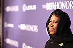 Aretha Franklin.arriving for the BET Honors 2012 at the Warner Theatre on January 14, 2012 in Washington, DC.