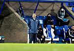 St Johnstone v Hamilton Accies…30.12.20   McDiarmid Park     SPFL<br />Saints manager Callum Davidson <br />Picture by Graeme Hart.<br />Copyright Perthshire Picture Agency<br />Tel: 01738 623350  Mobile: 07990 594431