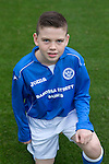 St Johnstone FC Academy U13's<br /> James O'Connor<br /> Picture by Graeme Hart.<br /> Copyright Perthshire Picture Agency<br /> Tel: 01738 623350  Mobile: 07990 594431
