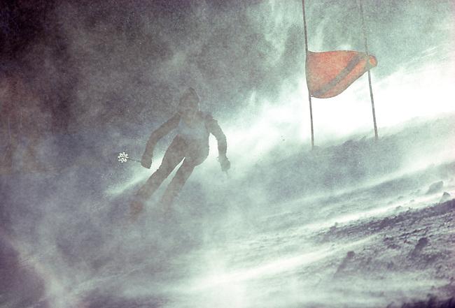 Ski Race, New England, Vermont