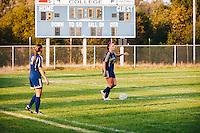 W. Soccer | Mendocino College v. Contra Costa | Oct. 22nd, 2013