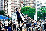 "Hong Kong qualifier of the Red Bull ""King Of The Rock"" competition in Wan Chai, Hong Kong. Photo © Mike Pickles / Red Bull"