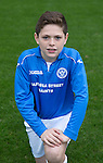 St Johnstone FC Academy U13's<br /> Andrew McKenzie<br /> Picture by Graeme Hart.<br /> Copyright Perthshire Picture Agency<br /> Tel: 01738 623350  Mobile: 07990 594431