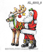 CHRISTMAS SANTA, SNOWMAN, WEIHNACHTSMÄNNER, SCHNEEMÄNNER, PAPÁ NOEL, MUÑECOS DE NIEVE, paintings+++++,KL6212/6,#x# ,sticker,stickers