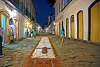 Festa de Corpus Christi na cidade de Parati. Rio de Janeiro. 2008. Foto de Vinicius Romanini.