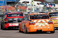 Round 10 of the 2007 British Touring Car Championship. #3 Colin Turkington (GBR). Team RAC. BMW E90 320i.