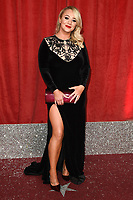 Kirsty Leigh Porter<br /> arriving for The British Soap Awards 2019 at the Lowry Theatre, Manchester<br /> <br /> ©Ash Knotek  D3505  01/06/2019