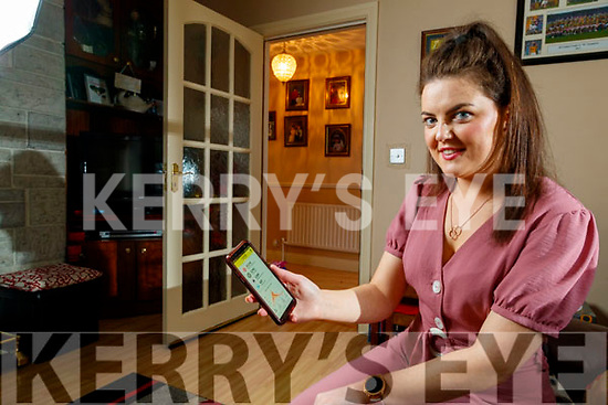 Samantha Stackpool who has recovered from the Covid-19 virus is urging people to download the new HSE contact tracing app,