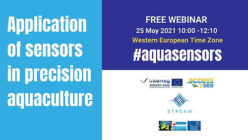 Ten speakers will present a range of cutting-edge sensors being developed in Wales and Ireland to support the aquaculture industry
