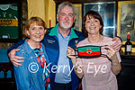 Delighted Mayo supporters in Sean Og's on Saturday, l to r: Patricia O'Mahoney, Joe and Carmel Ferguson.