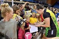 Abby Erwood of the Pulse, ANZ Premiership Netball - Te Wānanga o Raukawa Pulse v Southern Steel at Te Rauparaha Arena, Porirua, New Zealand on Sunday 16 May 2021.<br /> Photo by Masanori Udagawa. <br /> www.photowellington.photoshelter.com