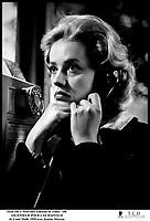 Prod DB © Nouvelles Editions de Films / DR<br /> ASCENSEUR POUR L'ECHAFFAUD (ASCENSEUR POUR L'ECHAFFAUD) de Louis Malle 1958 FRA<br /> avec Jeanne Moreau<br /> telephone, classique