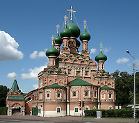 Church, Moscow, Russia