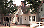 Duke of Gloucester Street Colonial Williamsburg Virginia, Fine Art Photography by Ron Bennett, Fine Art, Fine Art photography, Art Photography, Copyright RonBennettPhotography.com ©