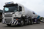 Flo Gas New Tankers in there marsh Road Depot..Picture:  www.newsfile.ie