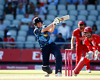 17th July 2021; Emirates Old Trafford, Manchester, Lancashire, England; T20 Vitality Blast Cricket, Lancashire Lightning versus Yorkshire Vikings; Harry Brookof Yorkshire Vikings