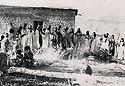 Iraq 1978<br /> A Kurdish wedding in the village of Kharabe, women dancing<br /> Irak 1978<br /> Un mariage kurde dans le village de Kharabe, region de Berwari, les femmes dancent