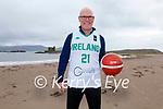 John Fitzpatrick from Ballinskelligs and Gotham Drywall Inc NYC is sponsor to the Irish Senior Ladies Basketball team.