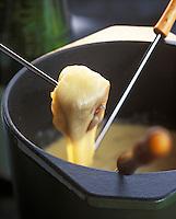 Europe/France/Rhône-Alpes/73/Savoie: La fondue savoyarde