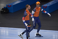 SPEEDSKATING: 22-11-2019 Tomaszów Mazowiecki (POL), ISU World Cup Arena Lodowa, Team Sprint Men (NED), Ronald Mulder, ©photo Martin de Jong