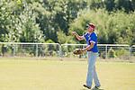 BLENHEIM,NEW ZEALAND. 12th March 2016. Softball.Saints Rams v Central/Saints Aces at Lansdowne Park in Blenheim. Photo: Ricky Wilson/Shuttersport.co.nz