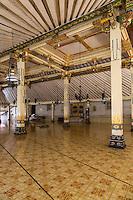 Yogyakarta, Java, Indonesia.  Great Mosque, Masjid Gedhe Kauman, mid-18th. Century.