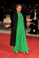 U.S. actress Frances McDormand poses on the red carpet for the premiere of the movie 'Three Billboards Outside Ebbing, Missouri' at the 74th Venice Film Festival, Venice Lido, September 4, 2017. <br /> UPDATE IMAGES PRESS/Marilla Sicilia<br /> <br /> *** ONLY FRANCE AND GERMANY SALES ***
