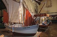 """Europe/France/Bretagne/29/Finistère/Concarneau: Musée de la pêche - Thonier Dundee """"Kerz-Atao"""""""