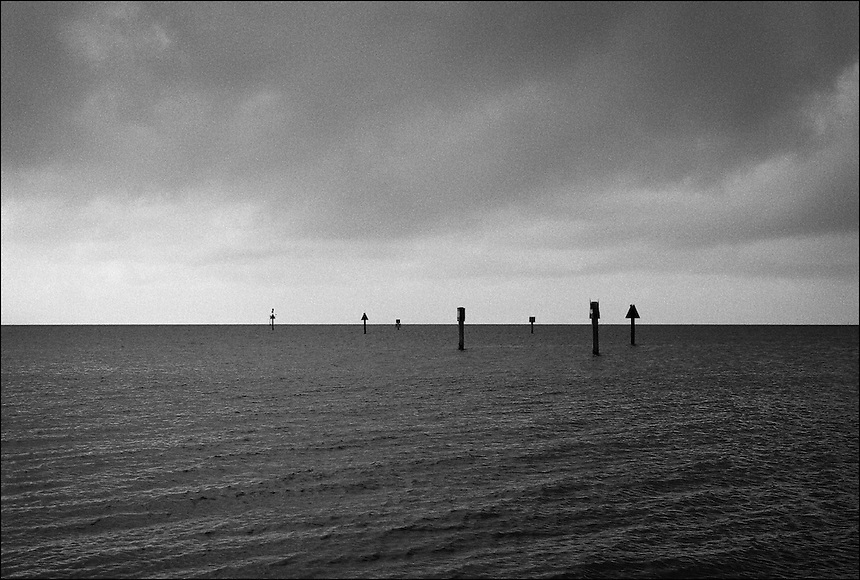 """Biscayne Bay<br /> From """"The Other Wind"""" series. Miami, Florida, 2008"""