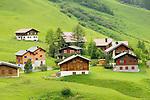 Malbun - Mountain area