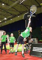 07-02-11, Tennis, Netherlands, Rotterdam, ABNAMROWTT 2011, Kidsplaza