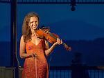 8.15.12 - Fiddler On The Hudson....
