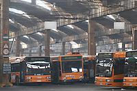 - bus depot Novara street....- deposito autobus via Novara