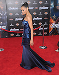 Kat Graham at Marvel's The Avengers World Premiere held at The El Capitan Theatre in Hollywood, California on April 11,2012                                                                               © 2012 DVS/Hollywood Press Agency