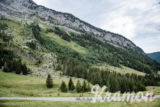 The French Alps<br /> <br /> Stage 5: Megève to Megève (154km)<br /> 72st Critérium du Dauphiné 2020 (2.UWT)<br /> <br /> ©kramon