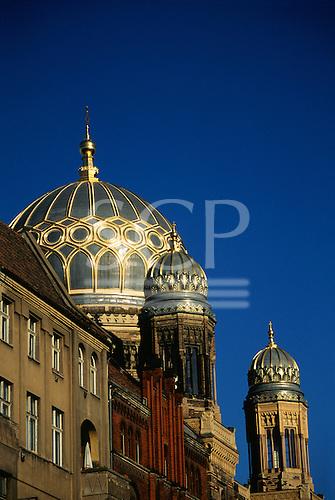 Berlin, Germany. Synagogue.