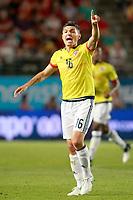 Colombia's Daniel Torres during international friendly match. June 7,2017.(ALTERPHOTOS/Acero) (NortePhoto.com) (NortePhoto.com)