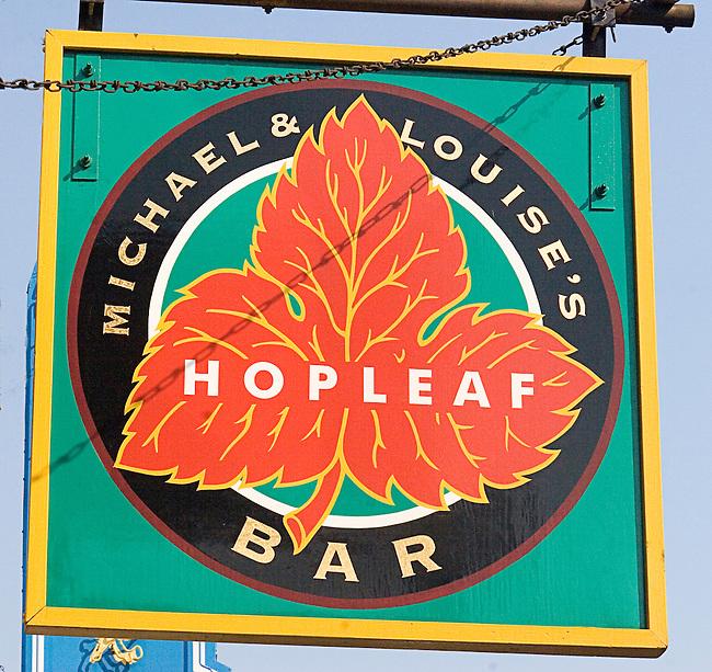 Hop Leaf Restaurant, Chicago, Illinois
