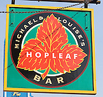 Hop Leaf Restaurant, Chicago, Illinois