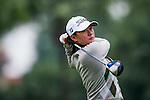 Lingling Tan of Korea in action during the Hyundai China Ladies Open 2014 on December 12 2014, in Shenzhen, China. Photo by Xaume Olleros / Power Sport Images
