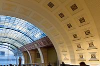 Continental Hotel im ehemaligen ungarischen Bad, Dohany u.42-44, Budapest, Ungarn