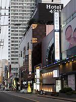 Hotel 42st in Bujeon 2-dong, Busanjin-gu, Busan, Gyeongsangnam-do, Südkorea, Asien<br /> Hotel 42st in Bujeon 2-dong, Busanjin-gu, Busan,  province Gyeongsangnam-do, South Korea, Asia