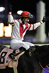 November 5, 2010: Unrivaled Belle, ridden by Kent Desormeaux and trained by William I. Mott wins Breeders Cup Ladies Classic at Churchill Downs in Louisville, KY.