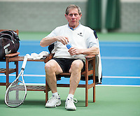 Hilversum, The Netherlands, March 09, 2016,  Tulip Tennis Center, NOVK, Gerard Haarhuis (NED)<br /> Photo: Tennisimages/Henk Koster