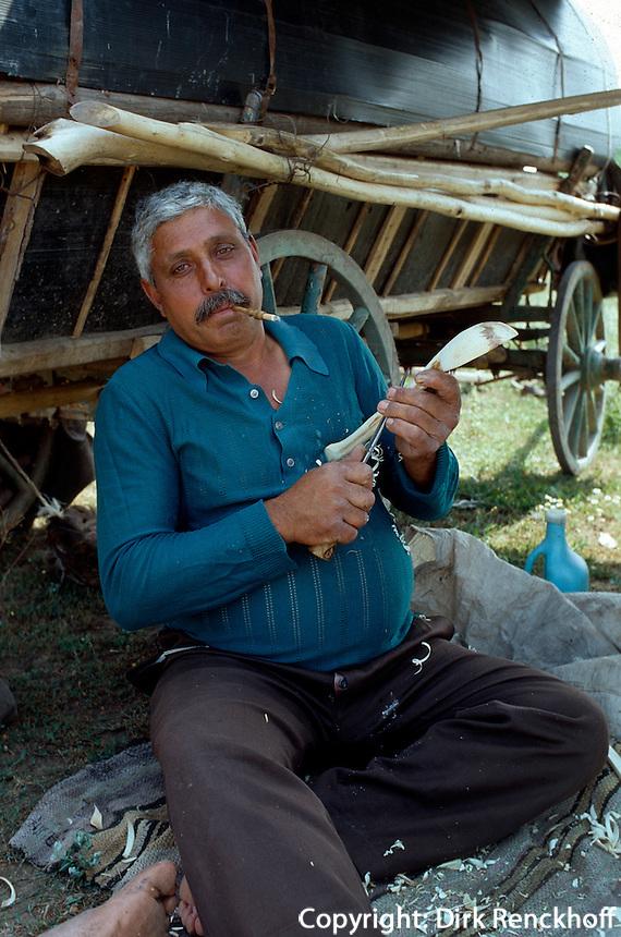 Bulgarien, Zigeuner