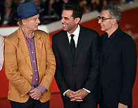 Bill Murray , Bobby Cannavale, John Turturro <br /> Roma 17/10/2019 Auditorium Parco della Musica <br /> Motherless Brooklin Red Carpet <br /> Roma Cinema Fest <br /> Festa del Cinema di Roma 2019 <br /> Photo Andrea Staccioli / Insidefoto