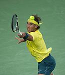 Rafael Nadal (ESP) Defeats Grigor Dimitrov (BUL) 6-2, 5-7, 6-2