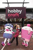 Hobbycraft Chesterfield opens