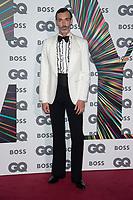 Richard Bleidal<br /> arriving for the GQ Men of the Year Awards 2021 at the Tate Modern London<br /> <br /> ©Ash Knotek  D3571  01/09/2021