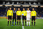 GAMBA OSAKA (JPN) vs SHANGHAI SIPG (CHN) during the 2016 AFC Champions League Group G Match Day 4 match on 06 April 2016 in Suita, Japan. Photo by Stringer / Lagardere Sports